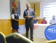 Overall winner of the FIDE section, Musa Simutowe from Zambia