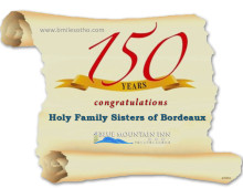 Holy Family Sisters of Bordeaux 150 Years Anniversary