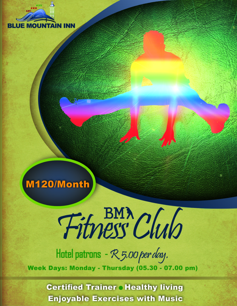 Blue Mountain Inn – Fitness Club in Lesotho