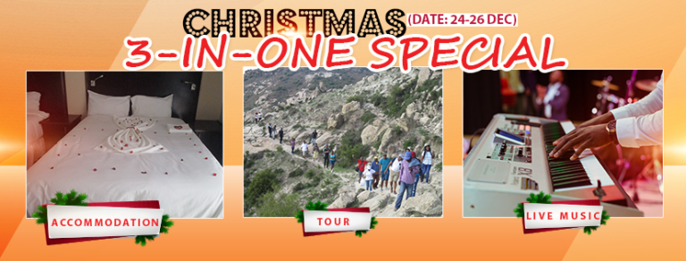 Blue Mountain Inn Lesotho Christmas Special