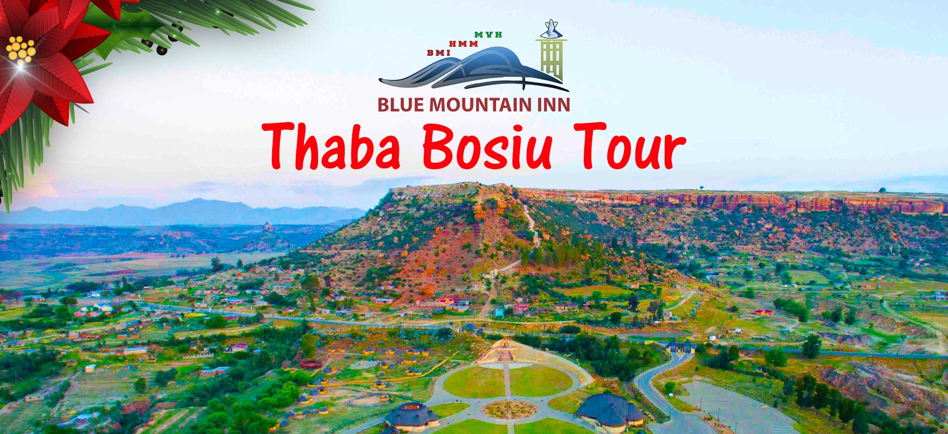 Thaba Bosiu Tour – A perfect Christmas Celebration in Lesotho