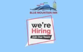 We're hiring a Front Desk Supervisor! – Blue Mountain Inn, Lesotho
